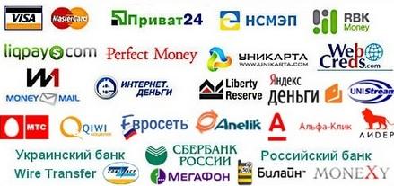 Платёжные системы интернет инвестиции хайп hyip